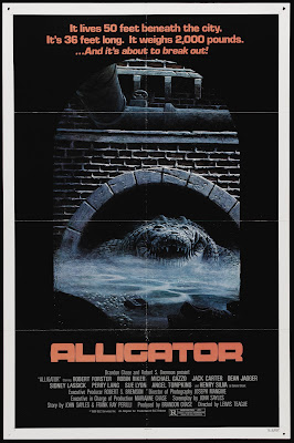 Alligator (1980, USA) movie poster