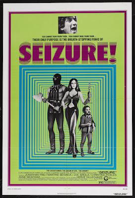 Seizure (1974, USA / Canada) movie poster