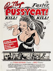 Faster, Pussycat! Kill! Kill! (1965, USA) movie poster