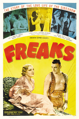 Freaks (1932, USA) movie poster