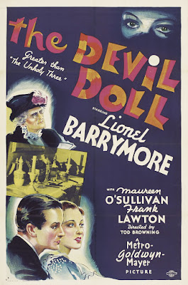 The Devil-Doll (1936, USA) movie poster