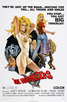 The Hitchhikers (1972, USA) movie poster