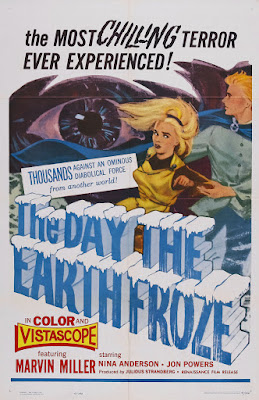 Sampo (aka The Day the Earth Froze) (1959, Finland / Soviet Union) movie poster