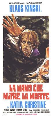 The Hand That Feeds the Dead (La Mano che nutre la morte) (1974, Italy / Turkey) movie poster