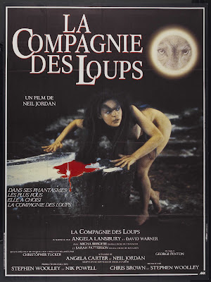 the company of wolves  1984  uk  movie poster