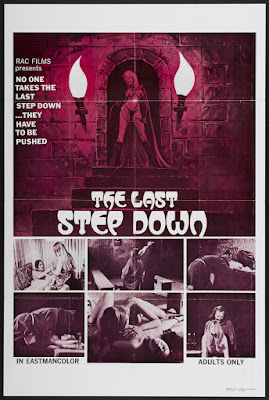The Last Step Down (1970, USA) movie poster