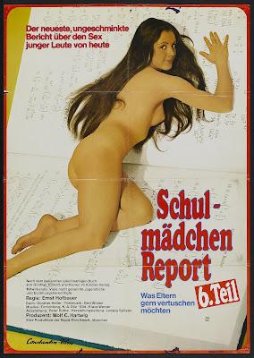 Schoolgirl Report Part 6: What Parents Won't Talk About (Schulmädchen-Report 6: Was Eltern gern vertuschen möchten, aka Campus Pussycats) (1973, Germany)