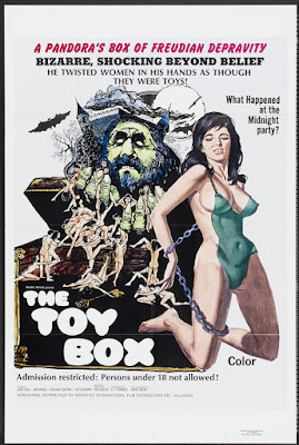 The Toy Box (1971, USA) movie poster