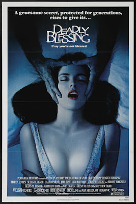 Deadly Blessing (1981, USA) movie poster