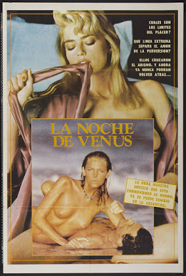 Night of Venus (La Noche de Venus) (1955, Argentina) movie poster