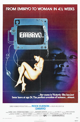 Embryo (aka Created to Kill) (1976, USA) movie poster