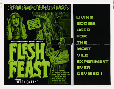 Flesh Feast (1970, USA) movie poster
