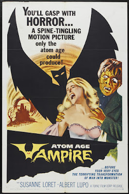 Atom Age Vampire (Seddok, l'erede di Satana / Seddok, Satan's Heir) (1960, Italy) movie poster