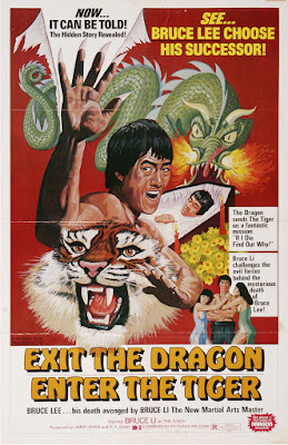 Exit the Dragon, Enter the Tiger (Tian whang jou whang) (1976, Taiwan) movie poster
