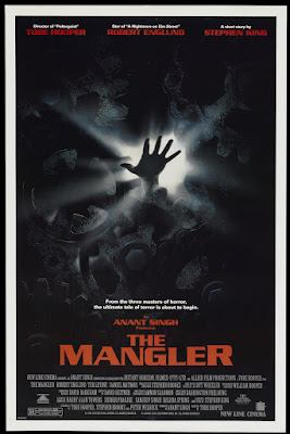 The Mangler (1995, USA / Australia / South Africa) movie poster