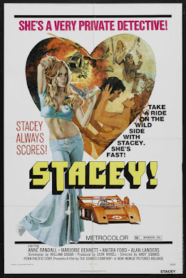 Stacey (1973, USA) movie poster