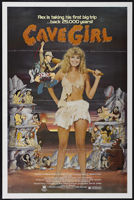 Cavegirl (1985, USA) movie poster