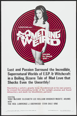 Something Weird (1967, USA) movie poster