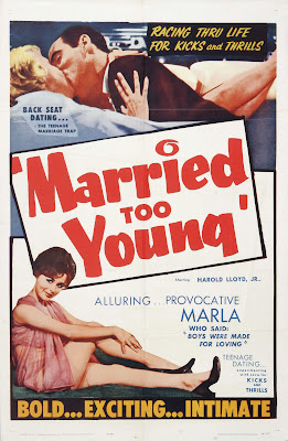Married Too Young (1962, USA) movie poster