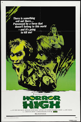 Horror High (1974, USA) movie poster