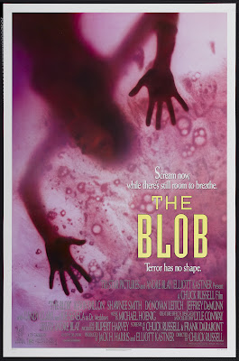 The Blob (1988, USA) movie poster