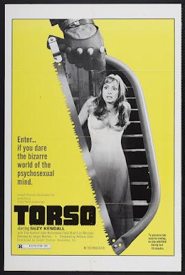 Torso (I corpi presentano tracce di violenza carnale / Bodies Bear Traces of Carnal Violence) (1973, Italy) movie poster