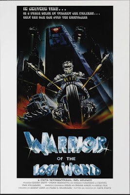 Warrior of the Lost World (Il Giustiziere della terra perduta) (1983, Italy / USA) movie poster