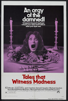 Tales That Witness Madness (1973, UK) movie poster