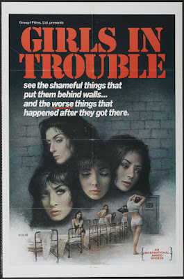 Girls in Trouble (1976, Germany) movie poster