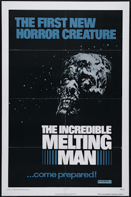 The Incredible Melting Man (1977, USA) movie poster