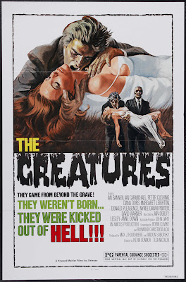 From Beyond the Grave (aka Creatures) (1973, UK) movie poster