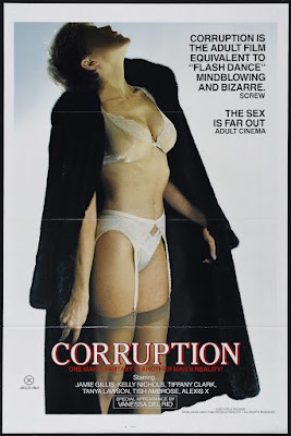 Corruption (1983, USA) movie poster