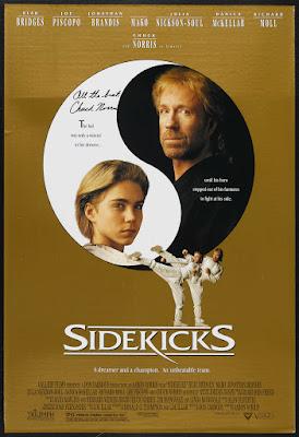 Sidekicks (1992, USA) movie poster