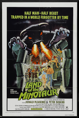 Land of the Minotaur (aka The Devil's Men) (1976, UK / USA / Greece) movie poster