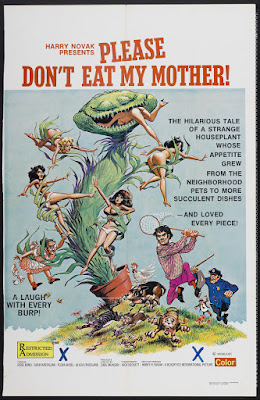 Please Don't Eat My Mother (1973, USA) movie poster