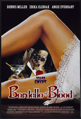 Bordello of Blood (aka Tales from the Crypt Presents: Bordello of Blood) (1996, USA) movie poster