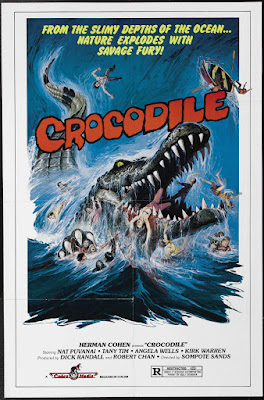 Crocodile (Chorake) (1981, Thailand / USA) movie poster