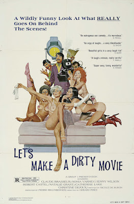 Let's Make a Dirty Movie (Attention les yeux!) (1976, France) movie poster