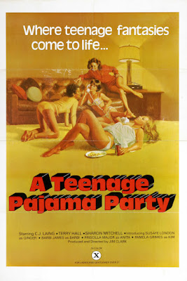 Teenage Pajama Party (1977, USA) movie poster