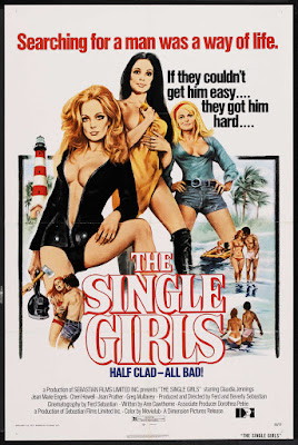 The Single Girls (1974, USA) movie poster