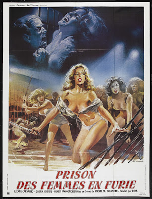Women in Fury (Femmine in fuga, aka Women's Penitentiary 5) (1985, Italy / Brazil) movie poster