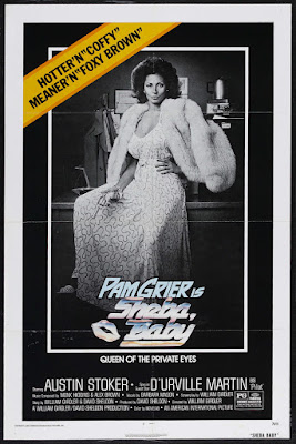Sheba, Baby (1975, USA) movie poster