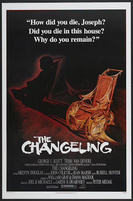 The Changeling (aka L'enfant du diable) (1980, Canada) movie poster