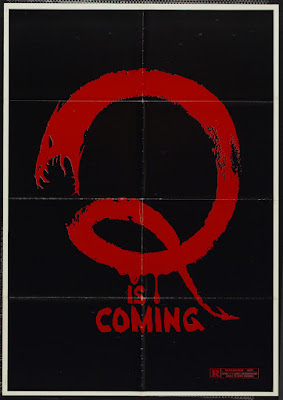 Q (aka The Winged Serpent) (1982, USA) movie poster