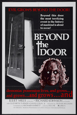 Beyond the Door (Chi sei? / Who Are You?) (1974, Italy / USA) movie poster