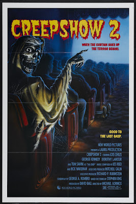 Creepshow 2 (1987, USA) movie poster