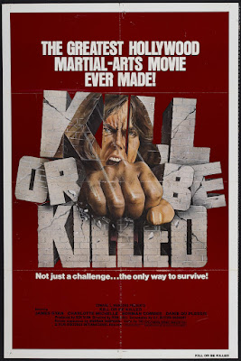 Kill or Be Killed (aka Karate Killer) (1980, South Africa / USA) movie poster