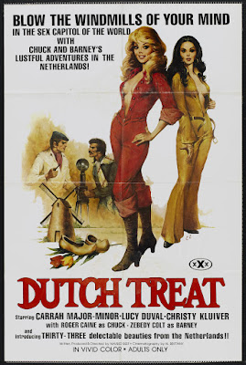 Dutch Treat (1977, USA / Netherlands) movie poster