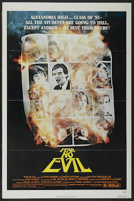 Fear No Evil (1981, USA) movie poster
