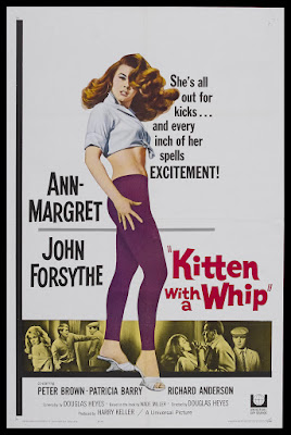 Kitten with a Whip (1964, USA) movie poster